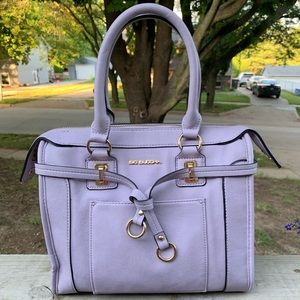 Lavender Crossbody by Big Buddha